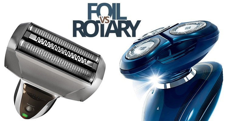 Differences Between Foil And Rotary Razors
