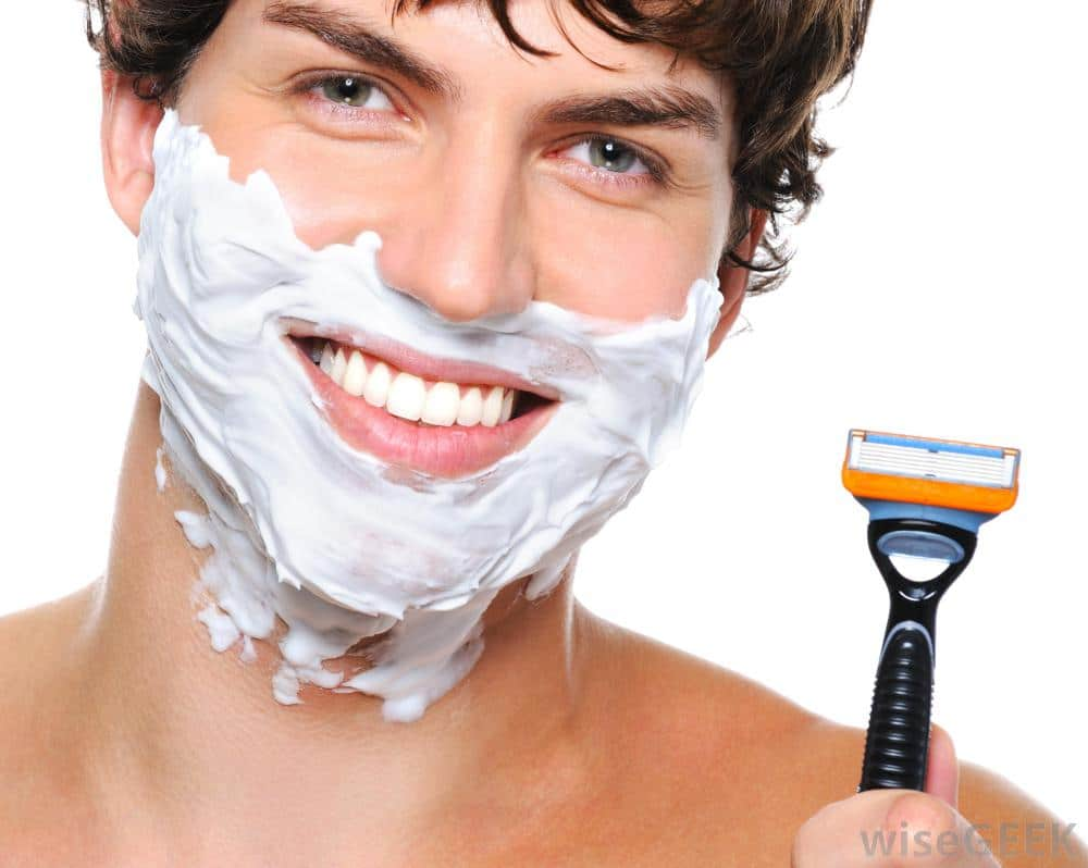 Do You Use Shaving Cream With Electric Razors?