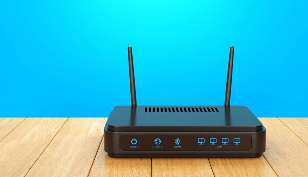 what is a router