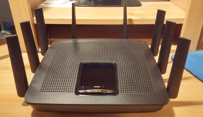 Linksys Tri-Band AC5400 WiFi Router