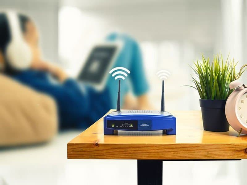 Change Your Wireless Router's Position